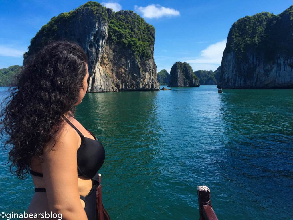 How to Get a Cheap Halong Bay Tour - Gina Bear's Blog