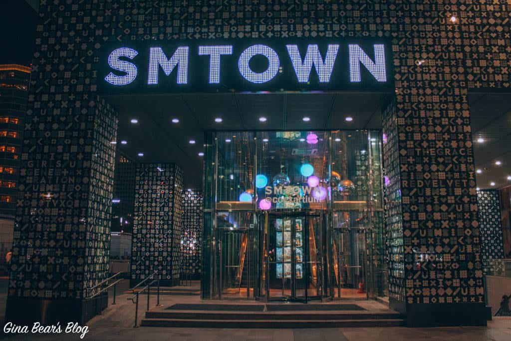 SMTown Land for Kpop Lovers - Gina Bear's Blog